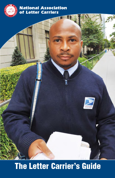 nalc letter carriers guide