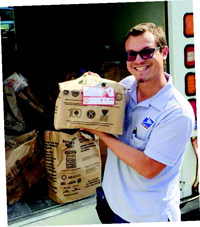 Letter Carriers Stamp Out Hunger 174 Food Drive National