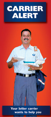 Image result for customer with letter carrier