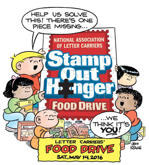 United Way of Snohomish County: Letter Carriers Food Drive