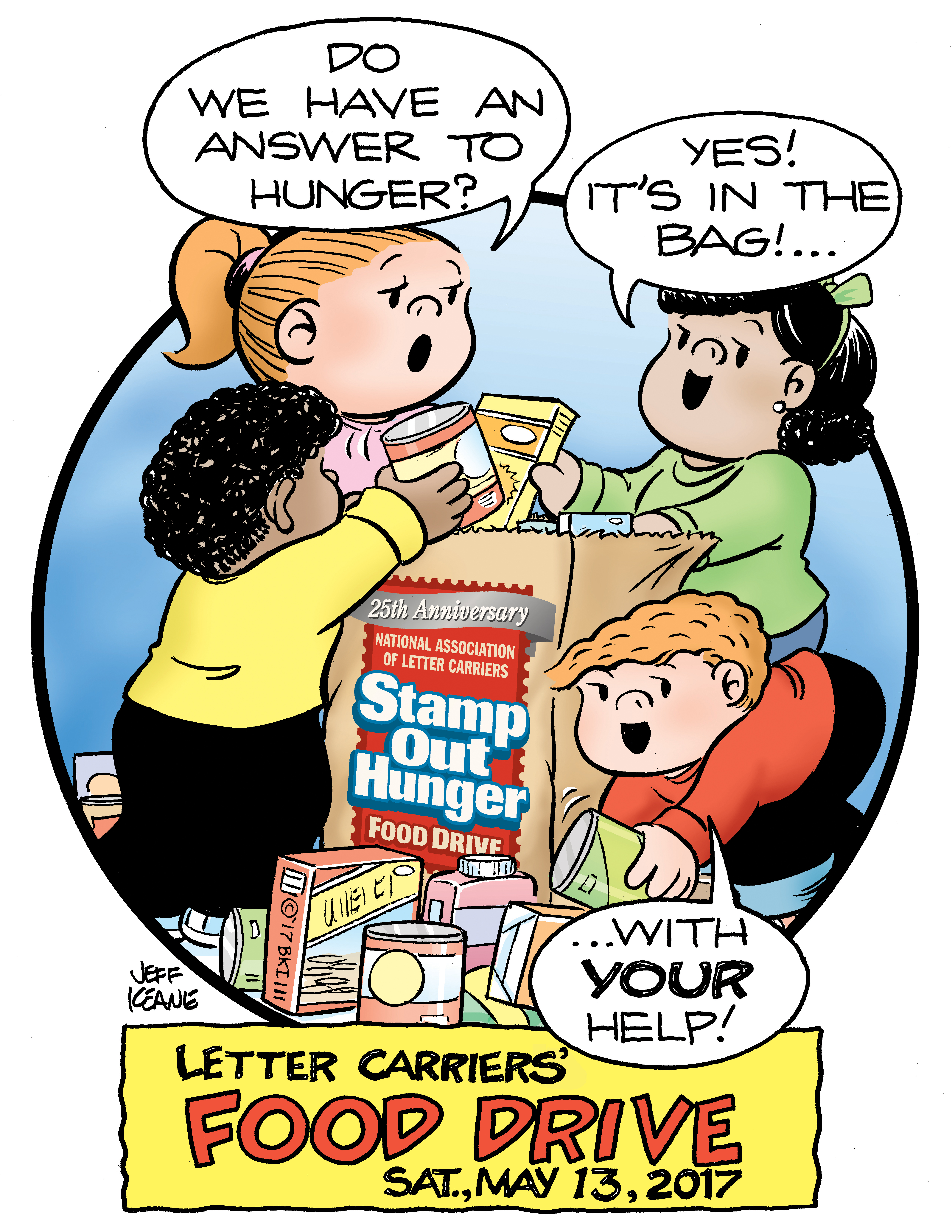 Food Drive Tool Kit National Association Of Letter