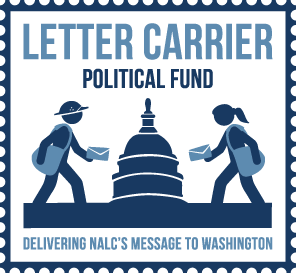 NALC announces Letter Carrier Political Fund