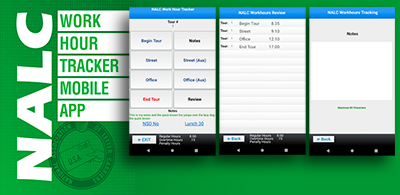 NALC apps for your mobile devices | National Association of