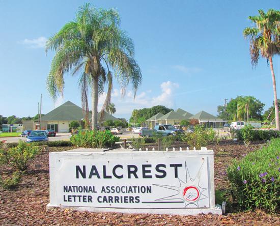 Nalcrest National Association Of Letter Carriers Afl Cio