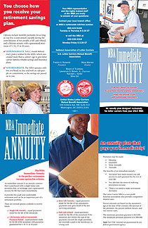 MBA Immediate Annuity