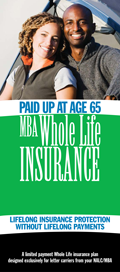 Paid Up Age 65 Whole Life