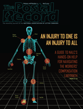 The Postal Record: March 2015 (Vol. 128, No. 3)