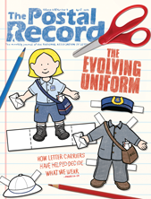 The Postal Record: April 2015 (Vol. 128, No. 4)