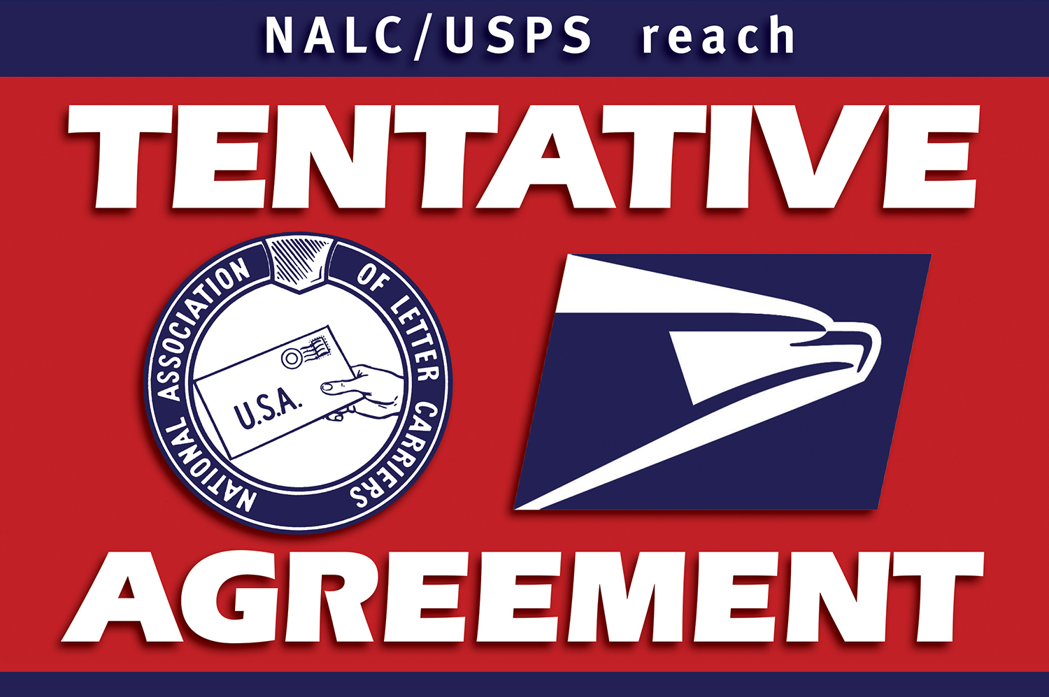 NALC-USPS Tentative Agreement