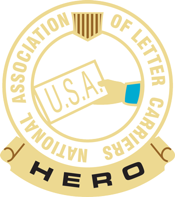 Letter carriers recognized as 2017 Heroes of the Year
