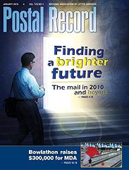 The Postal Record: January 2010 (Vol. 123, No. 1)