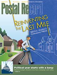The Postal Record: March 2010 (Vol. 123, No. 3)