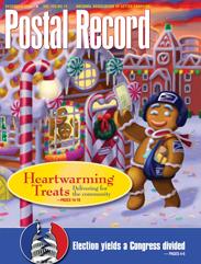 The Postal Record: December 2010 (Vol. 123, No. 11)