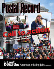 The Postal Record: April 2011 (Vol. 124, No. 4)