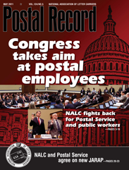 The Postal Record: May 2011 (Vol. 124, No. 5)