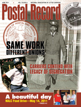 The Postal Record: June 2011 (Vol. 124, No. 6)