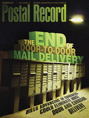 The Postal Record: December 2011 (Vol. 124, No. 12)