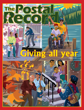 The Postal Record: December 2014 (Vol. 127, No. 11)