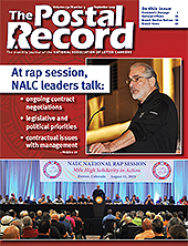 The Postal Record: September 2019 (Vol. 132, No. 9)
