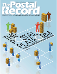 The Postal Record: January 2013 (Vol. 126, No. 1)