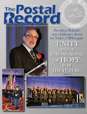The Postal Record: January 2015 (Vol. 128, No. 1)