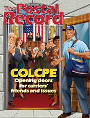 The Postal Record: February 2014 (Vol. 127, No. 2)