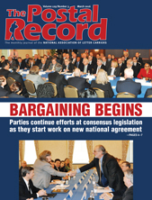 The Postal Record: March 2016 (Vol. 129, No. 3)