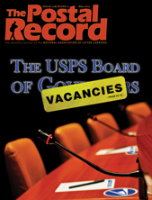 The Postal Record: May 2015 (Vol. 128, No. 5)
