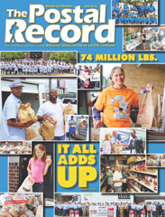 The Postal Record: July 2013 (Vol. 126, No. 7)