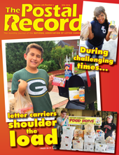 The Postal Record: July 2015 (Vol. 128, No. 7)