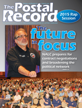 The Postal Record: August 2015 (Vol. 128, No. 8)