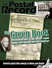 The Postal Record: September 2013 (Vol. 126, No. 9)