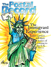 The Postal Record: September 2015 (Vol. 128, No. 9)