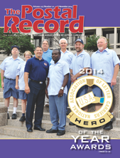 The Postal Record: November 2014 (Vol. 127, No. 10)