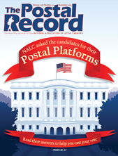 The Postal Record: November 2015 (Vol. 128, No. 11)