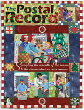 The Postal Record: December 2015 (Vol. 128, No. 12)