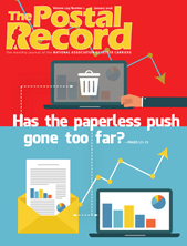 The Postal Record: January 2016 (Vol. 129, No. 1)