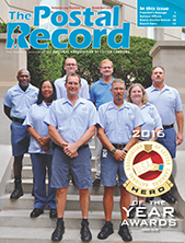 The Postal Record: November 2016 (Vol. 129, No. 10)