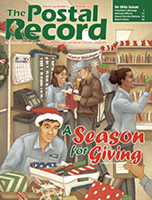 The Postal Record: December 2016 (Vol. 129, No. 11)