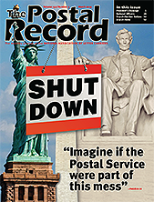 The Postal Record: March 2019 (Vol. 132, No. 3)
