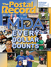 The Postal Record: April 2019 (Vol. 132, No. 4)