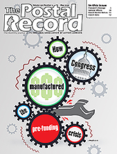 The Postal Record: May 2019 (Vol. 132, No. 5)
