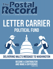 The Postal Record: February 2016 (Vol. 129, No. 2)