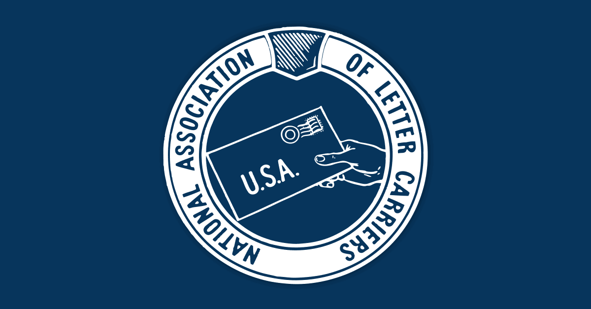 National Association Of Letter Carriers Afl Cio