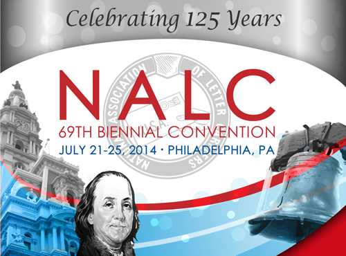 NALC Convention