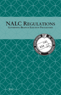 NALC Election Regulations