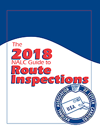 route inspection guide 2018